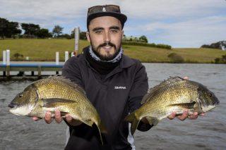hobie fishing series 13 round 1 nicholson river 42