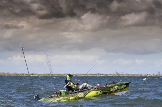 hobie fishing series 13 round 1 nicholson river 43