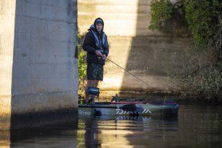 hobie fishing series 13 round 1 nicholson river 44