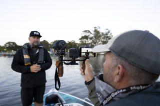 hobie fishing series 13 round 1 nicholson river 45