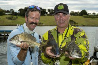 hobie fishing series 13 round 1 nicholson river 54