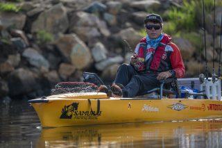 hobie fishing series 13 round 1 nicholson river 55