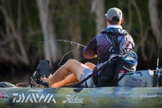 hobie fishing series 13 round 1 nicholson river 58