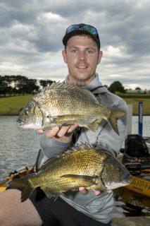 hobie fishing series 13 round 1 nicholson river 62