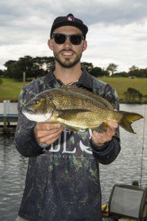 hobie fishing series 13 round 1 nicholson river 63