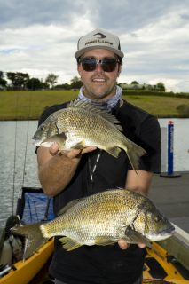 hobie fishing series 13 round 1 nicholson river 65