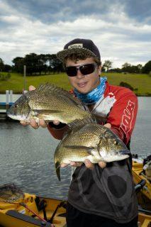 hobie fishing series 13 round 1 nicholson river 66