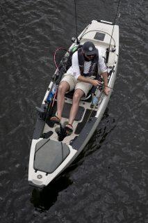 hobie fishing series 13 round 1 nicholson river 72