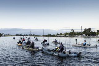 hobie fishing series 13 round 1 nicholson river 7420210314_0070