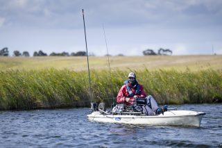 hobie fishing series 13 round 1 nicholson river 7420210314_0080