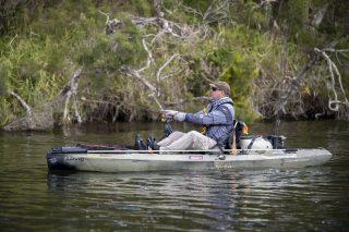 hobie fishing series 13 round 1 nicholson river 7420210314_0081