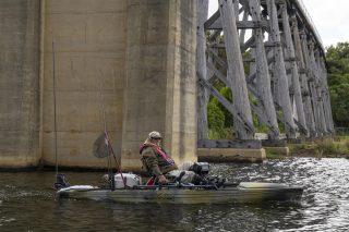 hobie fishing series 13 round 1 nicholson river 7420210314_0082