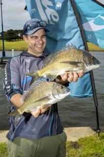hobie fishing series 13 round 1 nicholson river 7420210314_0085