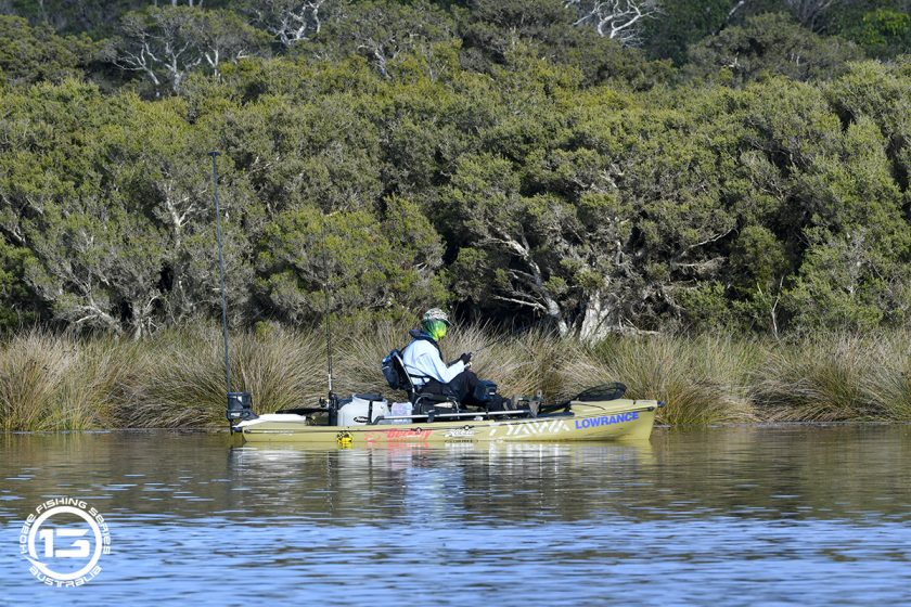 Hobie Fishing Series 13 Rd6 Blackwood River 20210613 0406