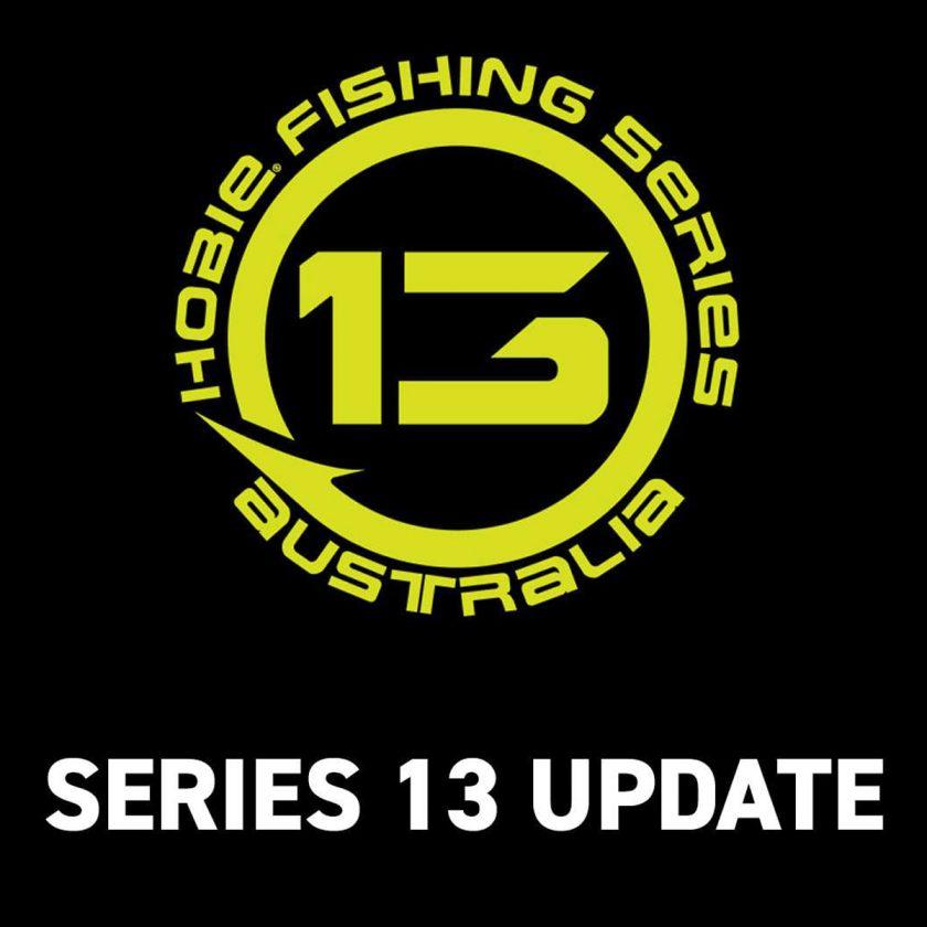 Hobie Fishing Series 13 Update